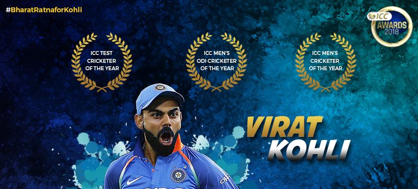 Virat Kohli: Shifting the Paradigm in Cricket. #BharatRatnaforKohli