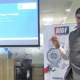 GST Interactive Meeting with Lakshmikumaran & Sridharan