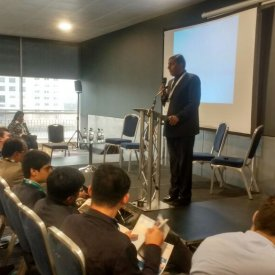 AIGF FICCI India Briefing at ICE Totally Gaming Exhibition, London