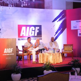 AIGF high-profile launch event on 3rd August in New Delhi